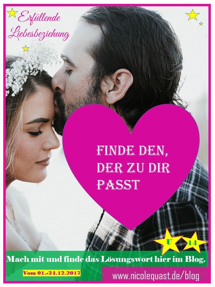 Erfüllende Liebesbeziehung: Finde den Richtigen, der zu dir passt und schreib es auf! (2)