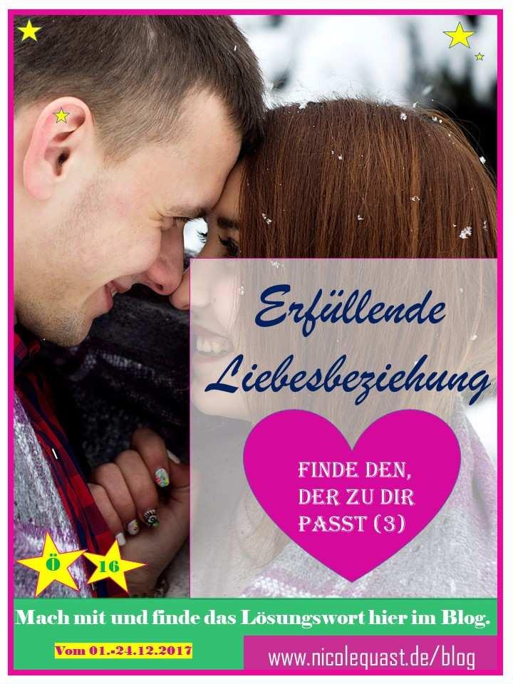 Erfüllende Liebesbeziehung: Finde den Richtigen