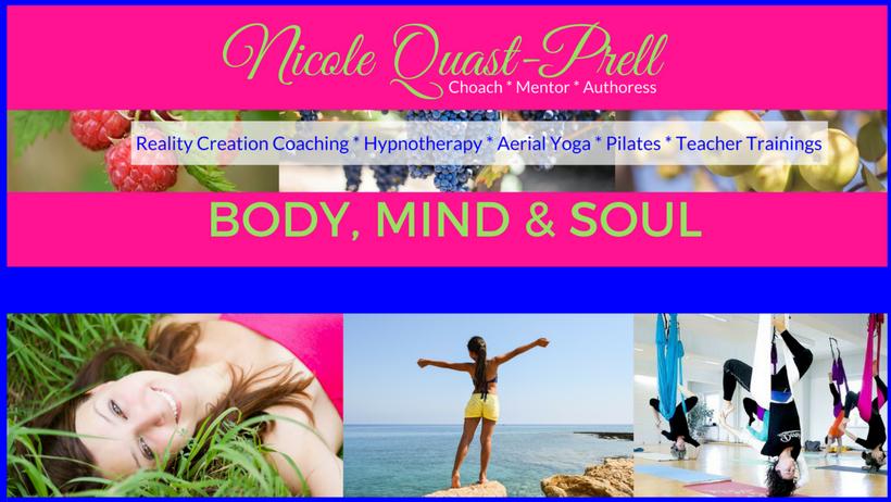 Körper, Geist und Seele Coaching